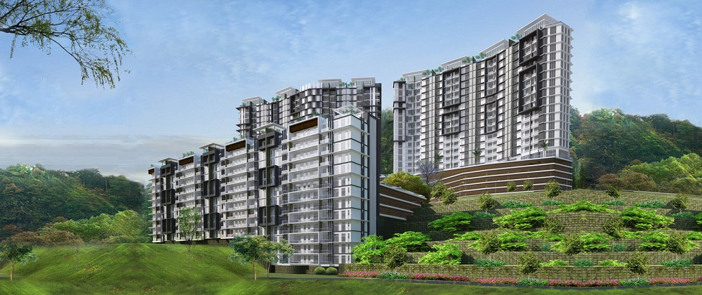Kingsley Hills  MalaysiaCondo