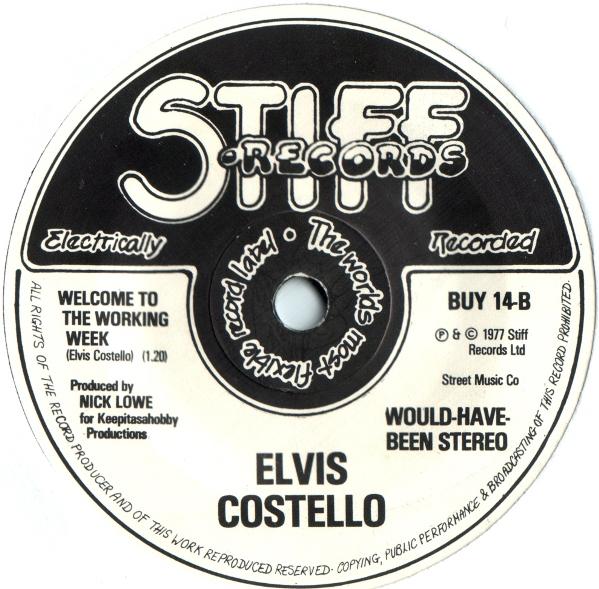 Rádios que tocam Elvis Costello