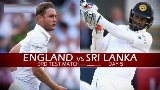 England v Sri Lanka: third Test, day five