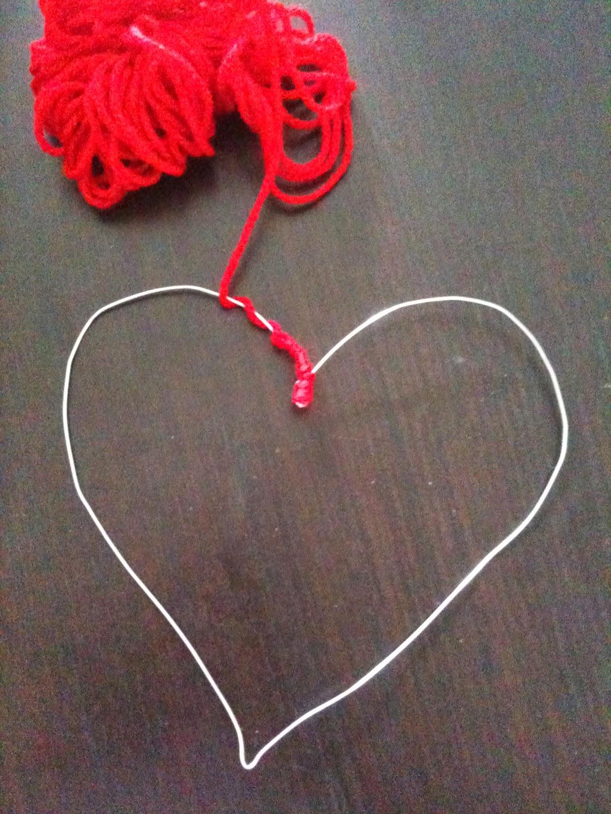 les diy de fishounette attrape r ves en forme de coeur cadeaufetedesmeres. Black Bedroom Furniture Sets. Home Design Ideas