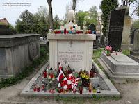 Grób Gabrieli Zapolskiej, Cmentarz Łyczakowski we Lwowie