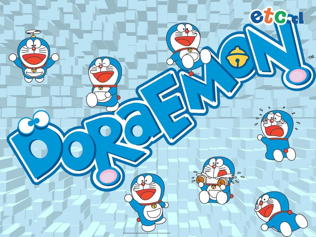 Koleksi Gambar Kartun Lucu Doraemon Terbaru