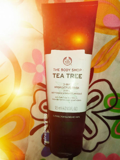 The Body Shop Tea Tree 3 In 1 Review