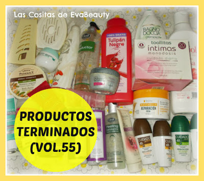 Productos Terminados (Vol.55)