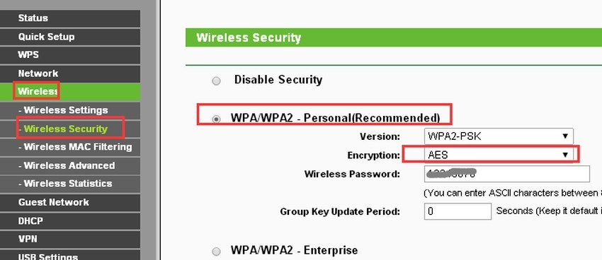 how to change wifi router settings