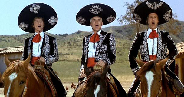 Electronic Cerebrectomy: 80s Revisited: Three Amigos