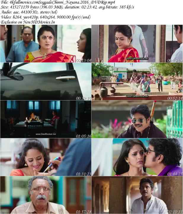 Soggade Chinni Nayana 2016 Telugu Movie Download HD