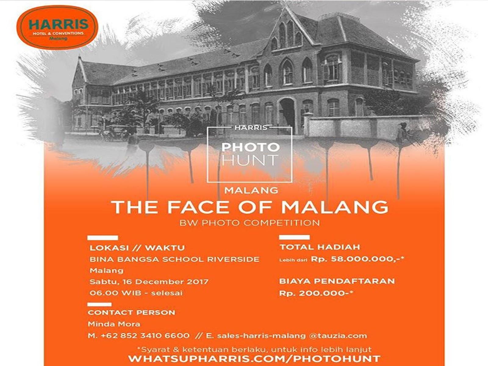 Info event fotografi malang terbaru