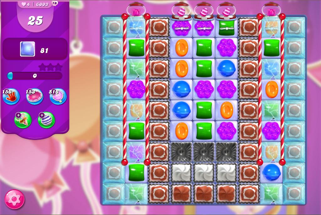 Candy Crush Saga level 6003