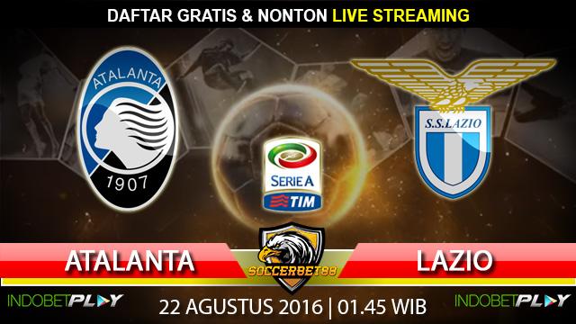 Prediksi Atalanta vs Lazio 22 Agustus 2016 (Liga Italia)