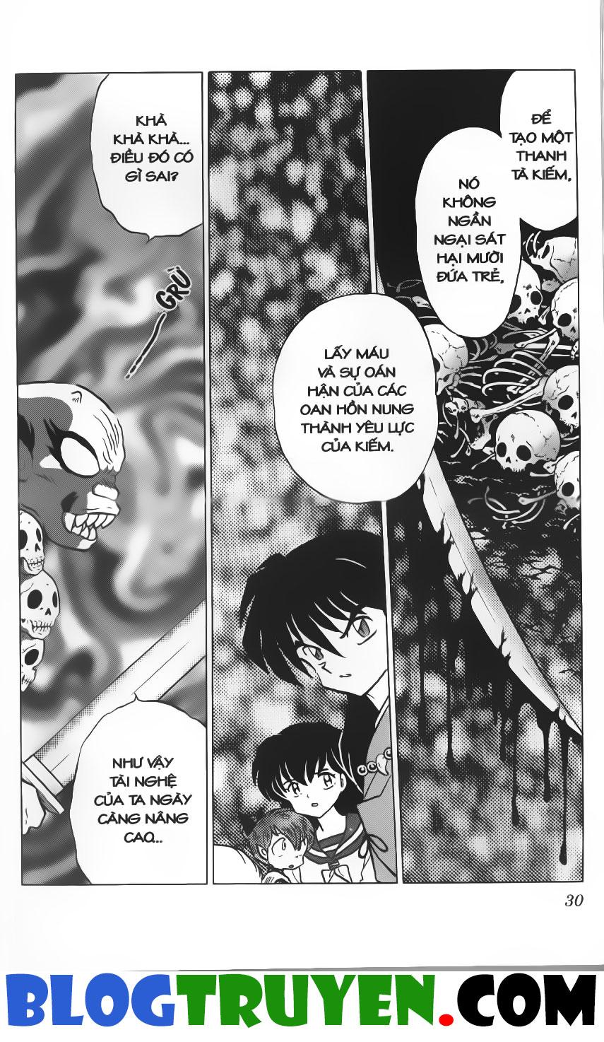 Inuyasha vol 17.2 trang 9