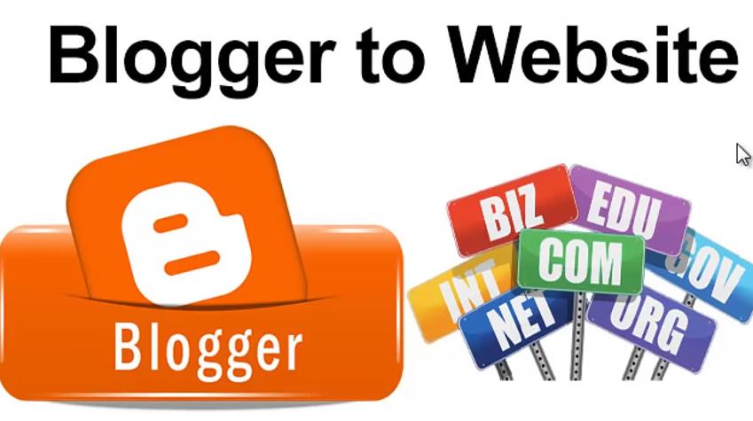 Tutorial Setting Domain Blogspot Com Menjadi Domain Com Di Idwebhost