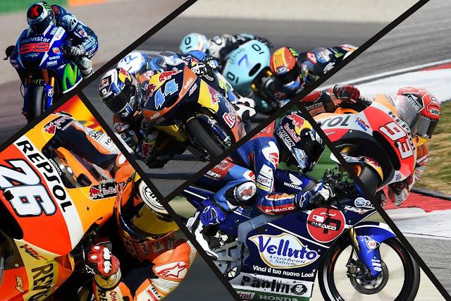 Daftar Hasil dan Klasemen MotoGP 2017 Lengkap Terupdate