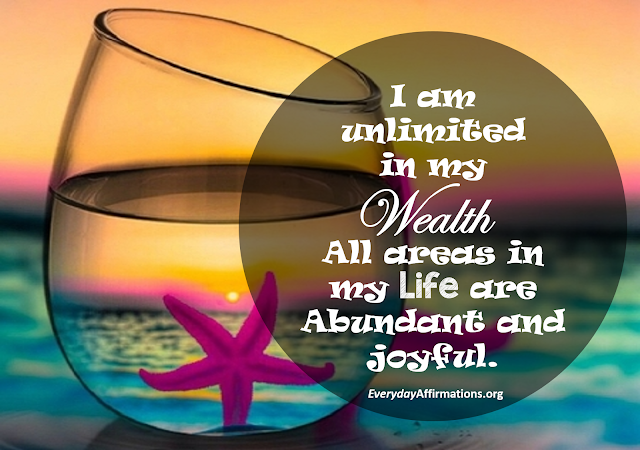 Affirmations for Wealth, Daily Affirmations, Affirmations for Success