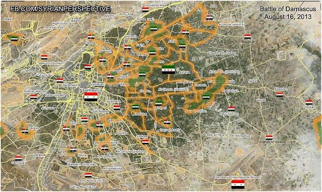 Damascus - Updated Battle Map 1