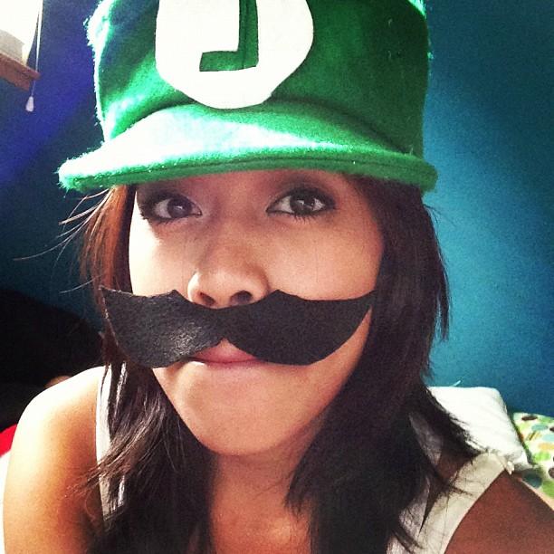 Diy Mario Luigi Costumes Wendaful Planning