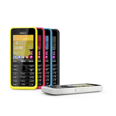Nokia 301 - S40 Feature Phone