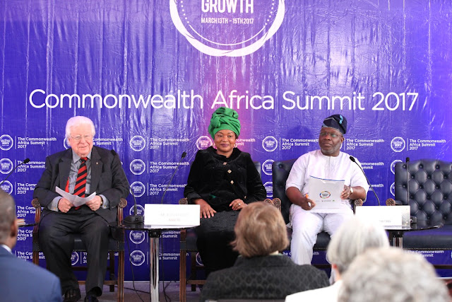 Join World Leaders at the 5th Commonwealth Africa Summit in London March! 12 - 14th March 2018