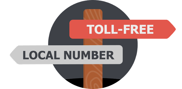 Toll Free numbers in India