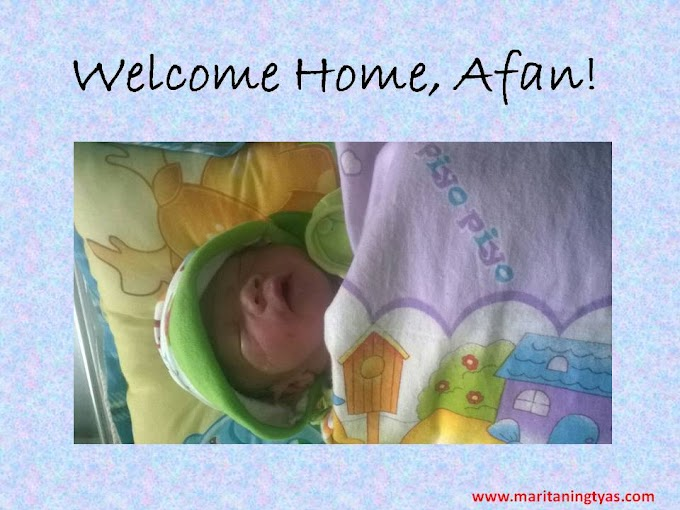 Welcome Home, Afan!