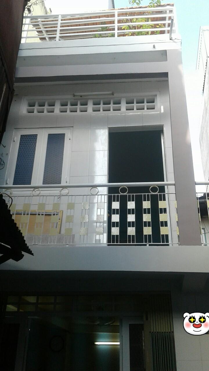 Bán nhà đường Tùng Thiện Vương phường 11 Quận 8 giá rẻ