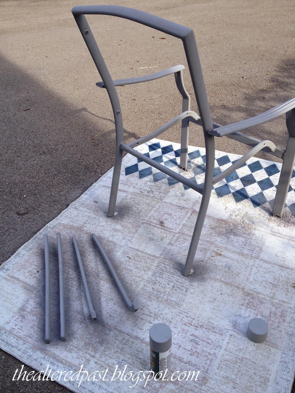 Redo Sling Patio Chairs Bath Elderly Spain Hill Farm Set
