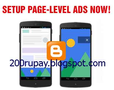 AdSense mobile Page-level ads now available to all publishers