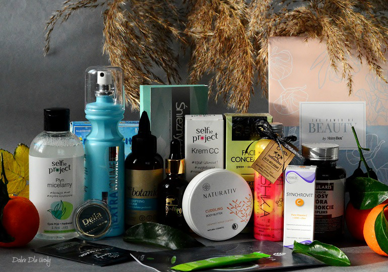 ShinyBox The Power of Beauty - zawartość listopadowego pudełka