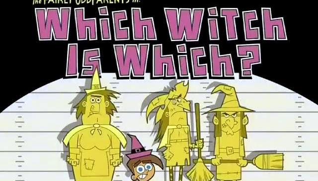 ¿Cuál bruja es la bruja? (Temporada 3 x 12.2)