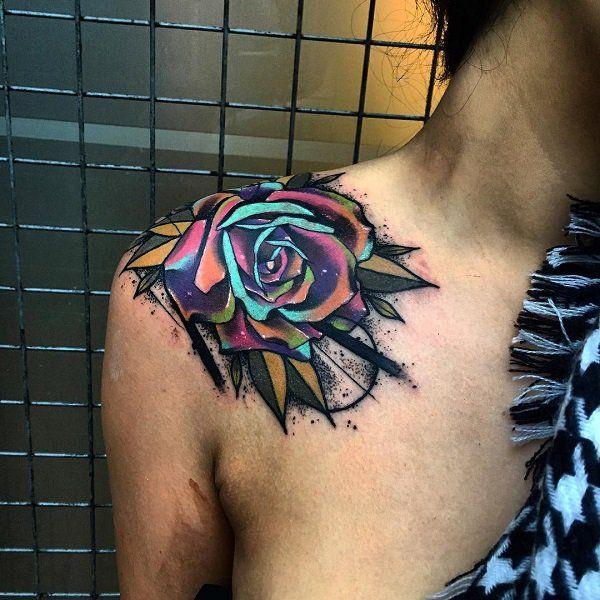 150+ Best Shoulder Tattoos For Men (2020) Tribal Designs