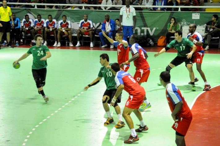 Cuba vence a México en Veracruz2014 | Mundo Handball