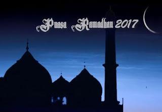 Puasa 2017 Penetapan awal puasa ramadhan 2017