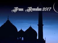 Penetapan Awal puasa Bulan Ramadhan 2017
