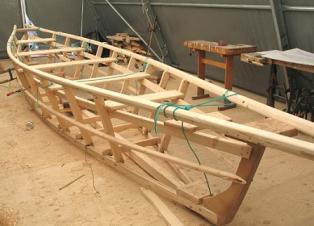 wooden boat builder: How to Build a Wood Boat - Boat Building ...