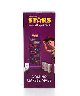 domino marble maze