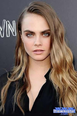 The life story of Cara Delevingne, British casual, born on August 12, 1992.