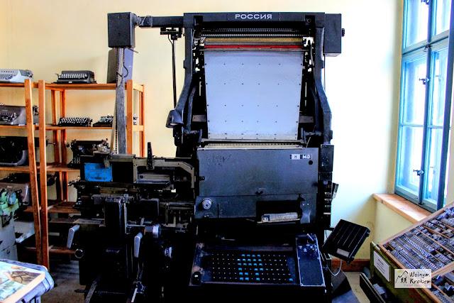 Zecer prasa drukarska