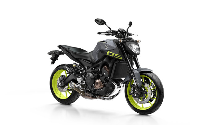 2016 yamaha mt 09 review smoother operator real riders. Black Bedroom Furniture Sets. Home Design Ideas