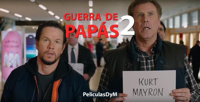 GUERRA DE PAPÁS 2 (Daddy's Home 2) (2017) Ver online