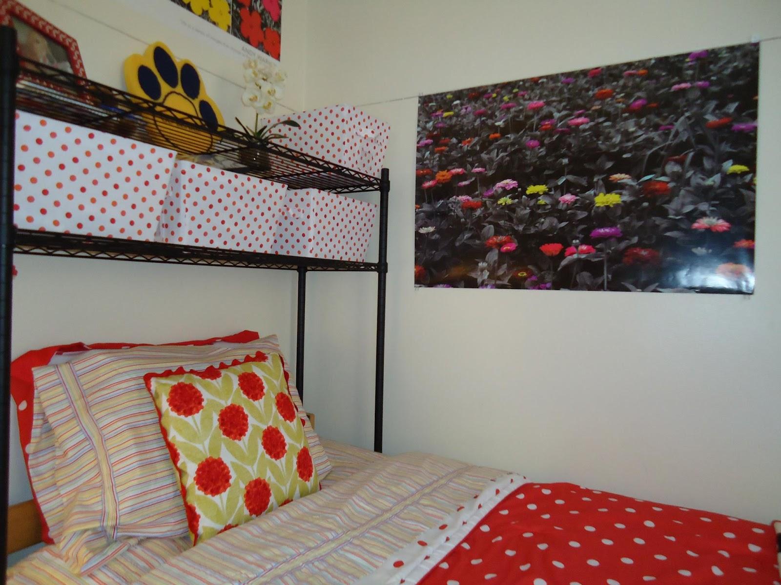 Caitiebug Love Dorm Room Storage & College Dorm Storage Bins - Listitdallas