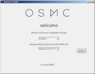 OSMC Installer