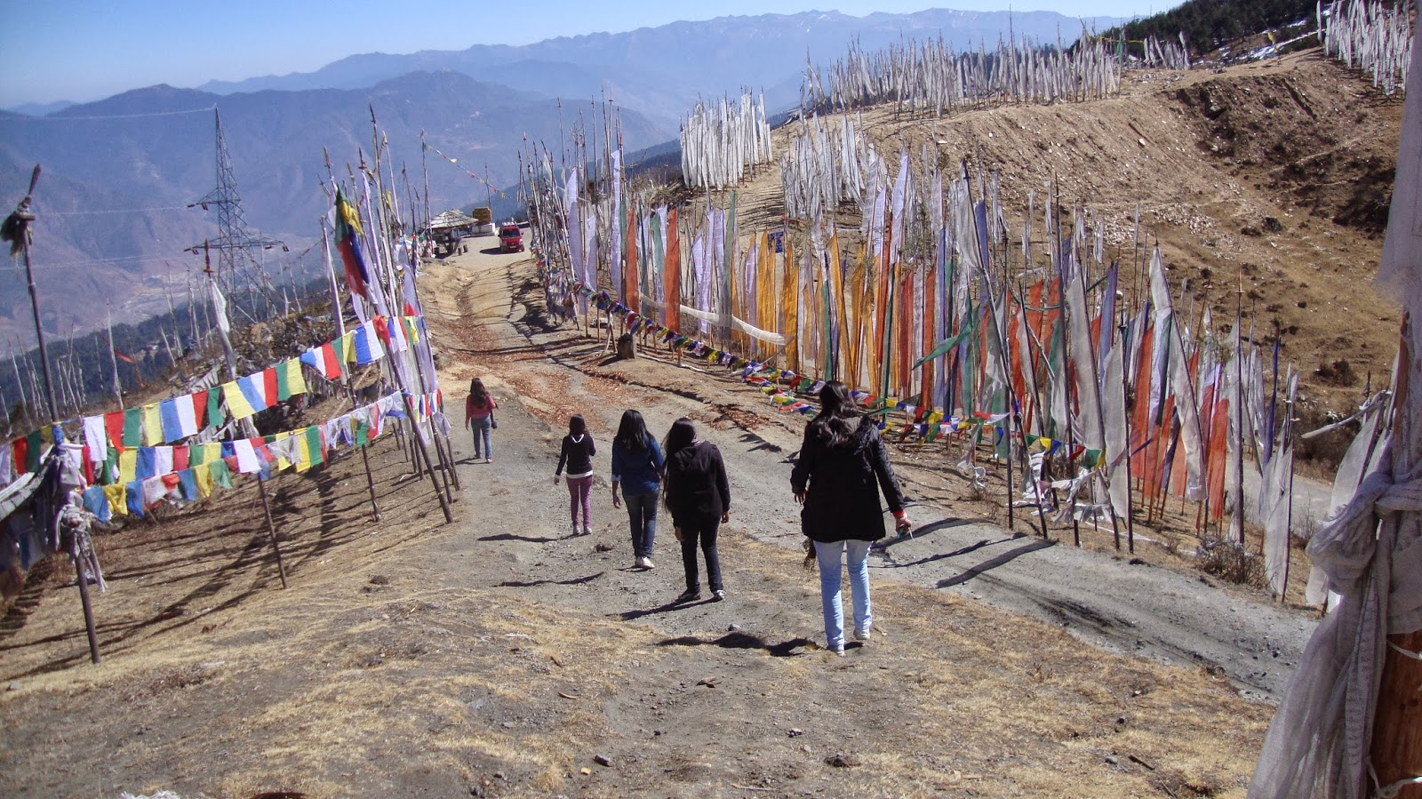 Chelala Pass| Memoirs of an all-girls trip to Bhutan - the land of happiness