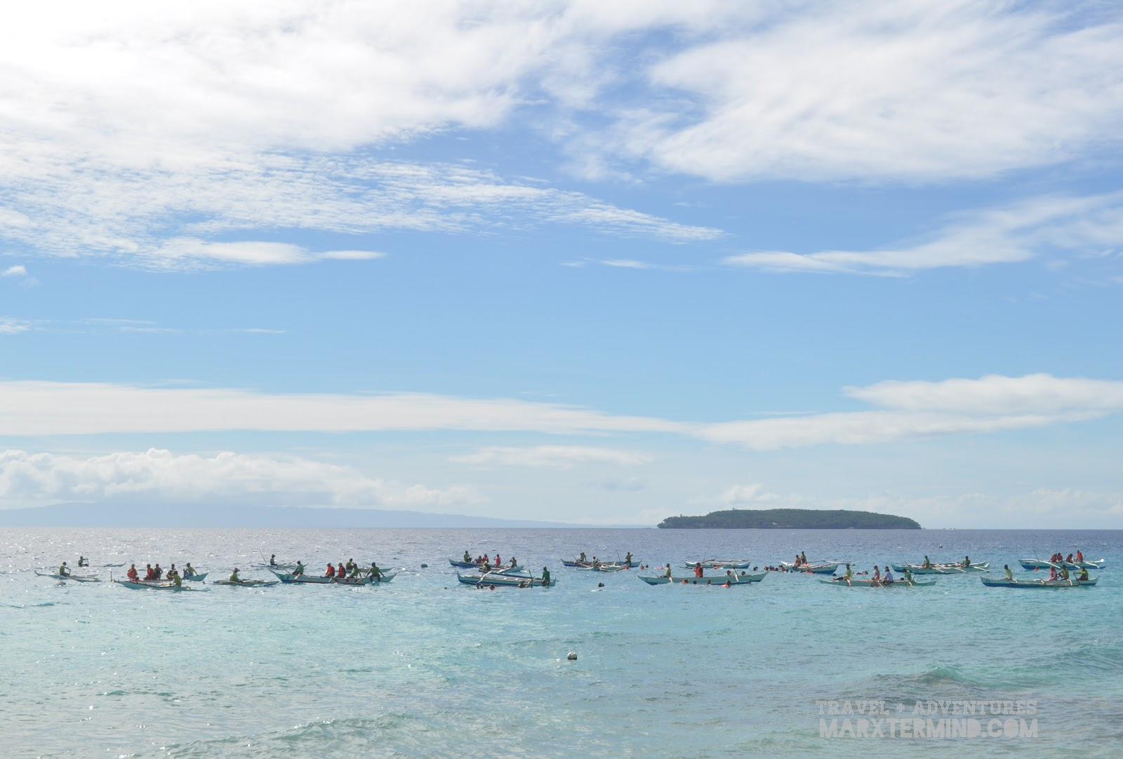 Cebu tourist spots - Sumilon Island and Oslob