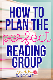 Planning for your guided reading groups can be overwhelming.  I want to help you streamline your planning and target your instruction.  Click here to read more about the 6 essential components to any reading group from kindergarten all the way to fifth grade!