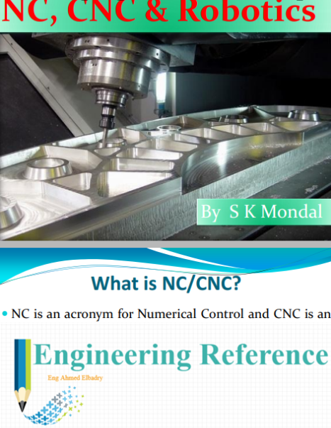 Download NC CNC and Robotics By S K Mondal Easily In PDF