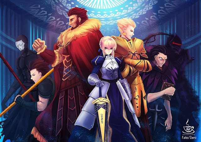 Fate/Zero (Novela Ligera en español)