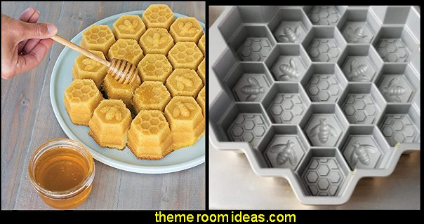 Honeycomb Pull-Apart Dessert Pan   bee themed party - bumble bee decorations - Bumble Bee Party Supplies - bumble bee themed party - Pooh themed birthday party - spring themed party - bee themed party decorations - bee themed table decorations - winnie the pooh party decorations - Bumblebee Balloon -  bumble bee costumes