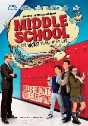 Sinopsis Film Middle School The Worst Years of My Life(2017)