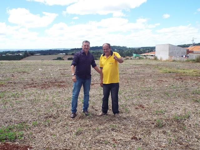Construção das casas do Residencial Vila Verde 3 começarão em no máximo 100 dias.