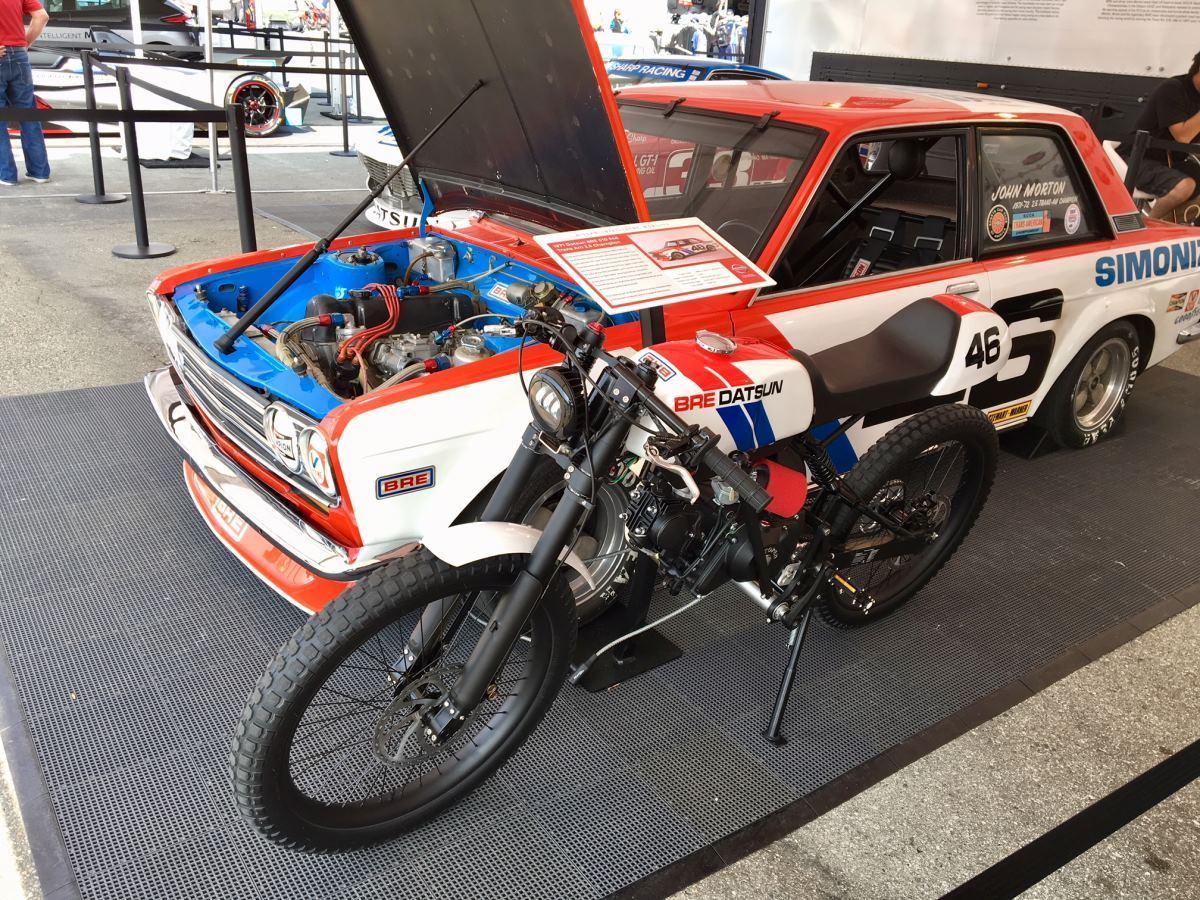 Cafe-FT-Motoped Sepeda Motor Custom Cafe Racer 2